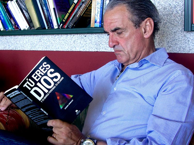 Ecequiel Barricart TÚ ERES DIOS Mario Conde
